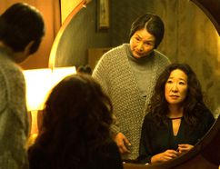 Pei-Pei Chang and Sandra Oh star in the film Meditation Park, which will be screened by cineSarnia at the Sarnia Public Library Theatre on April 8 and 9. (Handout)
