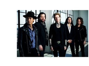 Buckcherry returns to Kenora to perform at Harbourfest 2018. Known for their hard and heavy rock style, the band will open the closing night show on Sunday, Aug 5 followed by headliners Three Days Grace. Supplied