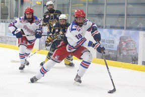 Blake Eastman, along with seven other Fort Saskatchewan and area hockey products, will join various Alberta Cup rosters. The four-day tournament will begin April 25 and will set this year's Team Alberta's provincial camp in July. That could give players a chance to represent the province in the 2019 Canada Winter Games.