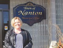 Tarolyn Aaserud has been hired as the Town of Nanton's new chief administrative officer (CAO). She starts her new job on Monday, May 14. Stephen Tipper Nanton News