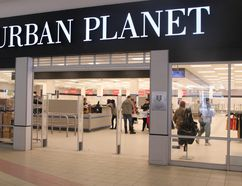 Urban Planet at North Bay Mall is closing its doors at the end of business today. PJ Wilson/The Nugget