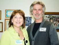 Eleanor and Randy McMahon attended the Interlake Tourism Association AGM in Winnipeg Beach, March 22.