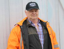 Barry Sturrock, the Town of Nanton's new operations manager. Stephen Tipper Nanton News