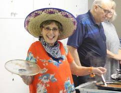 There were 27 entries in the first-annual Charity Chili Challenge. Alan S. Hale/Cornwall Standard-Freeholder