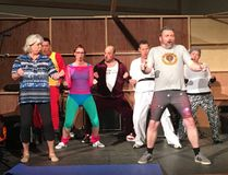 <p>The cast in action at a recent rehearsal for Ella's Lounge - A Rock Opera, hitting the stage April 18, 2018, in Russell.</p><p> Handout/Cornwall Standard-Freeholder/Postmedia Network