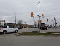 Richmond Street and Keil Drive was tied with Lacroix Street and Richmond Street for the worst intersection for crashes in Chatham-Kent last year. (Trevor Terfloth/The Daily News)