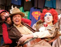 """Shakespeare's """"The Comedy of Errors"""" is on the BMO Studio Stage in Rosebud until April 28. Rosebud Theatre photo"""