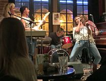 Submitted photo James King & The Midnight Hours will take the stage at the Tweed Pavilion for only night only, May 12.