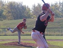 Nathaniel Van Putten, seen here in action against Gatineau last season, is expected to be back with the Cornwall River Rats this season, as the team makes a move to Tier 1 of the National Capital Baseball League. Alan S. Hale file photo/Cornwall Standard-Freeholder