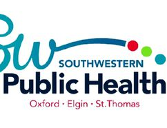 The new logo for Southwestern Public Health, the new public health unit announced Thursday as an amalgamation between Elgin-St. Thomas Public Health and Oxford County Public Health. (Submitted photo)