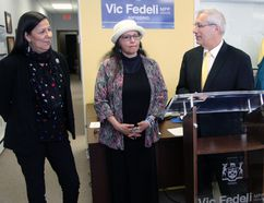 Nipissing MPP Vic Fedeli announced $42,900 in provincial funding Friday for the North Bay Indigenous Friendship Centre.