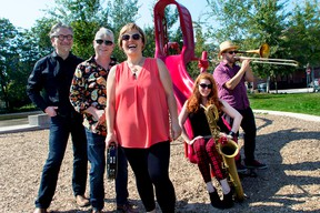 Red Hot Ramble will take the stage May 5 at The Gables in Grand Bend. The event is presented by the Grand Bend Art Centre and will raise money for local arts programs. The show coincides with Grand Bend's annual studio tour. (Handout/Exeter Lakeshore Times-Advance)
