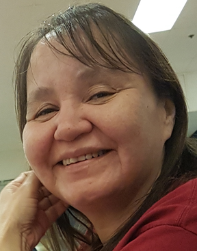 Betty Ann Deltess appears in this photo. Supplied image/Wood Buffalo RCMP