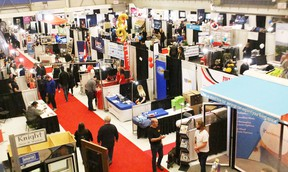 Thousands made their way to the Dow Centennial Centre for the annual Fort Saskatchewan Trade Show and Sale. The three-day event wrapped up on Sunday, April 22. Almost 200 booths were setup for this year's show.