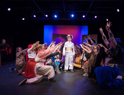 Stages Youth Program is presenting Aladdin and Hoodie at their upcoming performances May 3 to 5 at the Market Centre Theatre. (Submitted photo)
