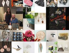 About 30 vendors will be showcasing and selling their wares at the Spring Flourish Creative Market on Saturday, May 5, from 5-10 p.m. at The Exchange in Altona.