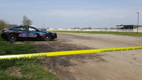 Chatham-Kent police are investigating a shooting at the Dresden Raceway that occurred Saturday, May 5. A 58-year-old man suffered non-life threatening injuries, police said.