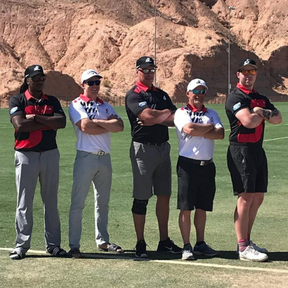 Fort Saskatchewan long drive athlete, Kevin Blenkhorn shot 431 yards to claim the master division's Clash in the Canyon tour in Mesquite, Nevada on April 22. He'll now train to compete in the World Long Drive Championship in September. It will mark the 18th time he has gone to Worlds.