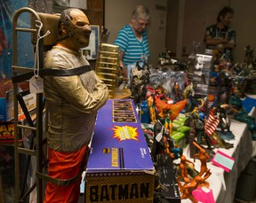 Intelligencer file photo The annual Quinte Toycon returns to Belleville next month. The event, scheduled for June 10 at the Quinte Sports and Wellness Centre, will feature more than 125 exhibitor tables.
