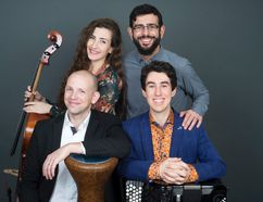Toronto's Ladom Ensemble will close out the Sarnia Concert Association's 2017-18 season with a performance at the Imperial Theatre on Wednesday, May 23. Handout/Sarnia This Week