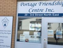 The Portage Friendship Centre helps a lot of kids out with camping and summer activities offered in the summer. The organization is hard at work raising funds for their programs offered. (Aaron Wilgosh/The Graphic)
