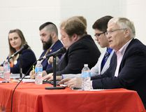 Progressive Conservative Incumbent Ernie Hardeman has held the riding for over 22 years. (Chris Funston/Sentinel-Review)