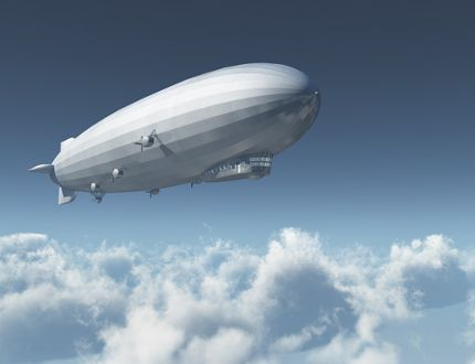 The Electric Airship Transportation System has made it to the final round of the CanInfra Challenge.