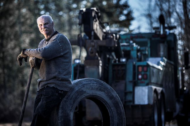 Al Quiring from the Discovery Channel's hit television series, Highway Thru Hell, will be attending the Northern Ontario Railroad Museum and Heritage Centre's 2nd Annual Big Truck Meet Up Event. Supplied photo