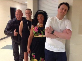 Teachers dressed up as America's Got Talent judges for a student competition at Strathcona Christian Academy resulted in an apology by Elk Island Public Schools for an educator dressing up in black face to impersonate Mel B.