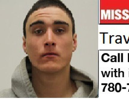 Travis Borden Benoit appears in this photo. Supplied image/Wood Buffalo RCMP