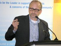 Portage la Prairie and District Chamber of Commerce president Preston Meier says they've again put forth a resolution for flood mitigation in the area to the Manitoba Chamber of Commerce recently. (file photo)
