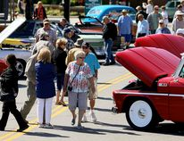 The 18th edition of RetroFest returns this weekend to downtown Chatham. The municipality made assurances this week that the downtown streets would be open to the car show and other events following construction. This photo was taken in 2015. File photo/Postmedia Network.