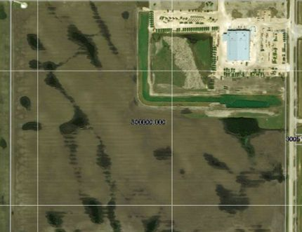 The segment of land the Rural Municipality of Portage la Prairie has purchased from Enns Brothers. 115 acres were purchased by the RM for $1-million for future development in the municipality. (supplied photo)