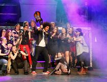 ino Donato/Sudbury Star/Postmedia Network The cast of Sudbury Performance Group's We Will Rock You get set for a dressed rehearsal in Sudbury on Wednesday. The musical runs from May 24 to June 9 at Theatre Cambrian, 40 Eyre St., Thursday to Saturday. The curtain time is 7:30 p.m., although Sunday curtain time is 2 p.m. Tickets are available online at sudburyperformance.ca, Sudbury Performance Group Facebook event page, Grove's Your Independent Grocer on Regent Street, and Jett Landry Music on Lasalle Boulevard. Credit card reservations can be phoned in to 705-662-8518.