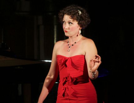Kenora Opera Theatre soprano Olivia Whiddon will share another side of her performing talent when she takes to the stage as a member of the all woman cast of Love Loss and What I Wore at Seven Generations event centre, Saturday. June 2. The play is being presented as a fundraising benefit for the new art centre. File photo/Daily Miner and News