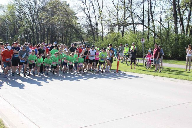 The Curtis Klassen Memorial Fund committee is pleased to announce that they'll be hosting their 7th Annual Run & Walk To Remember in Altona on Saturday, May 26.