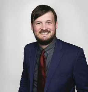 Neil Wereley, Liberal Party candidate for Sarnia-Lambton