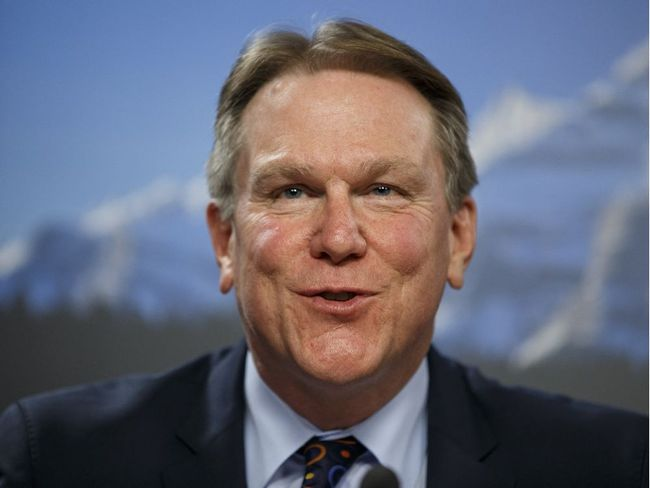 Dave Mowat, president and CEO of ATB Financial