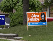 Polls open at 9 a.m. Thursday and will stay open until 9 p.m. (Brian Thompson/The Expositor)