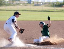 The Sherwood Park Midget AAA Athletics were the sole local team to emerge from the Doc Plotsky Tournament with gold medals, beating St. Albert in the final. Photo by Shane Jones/News Staff