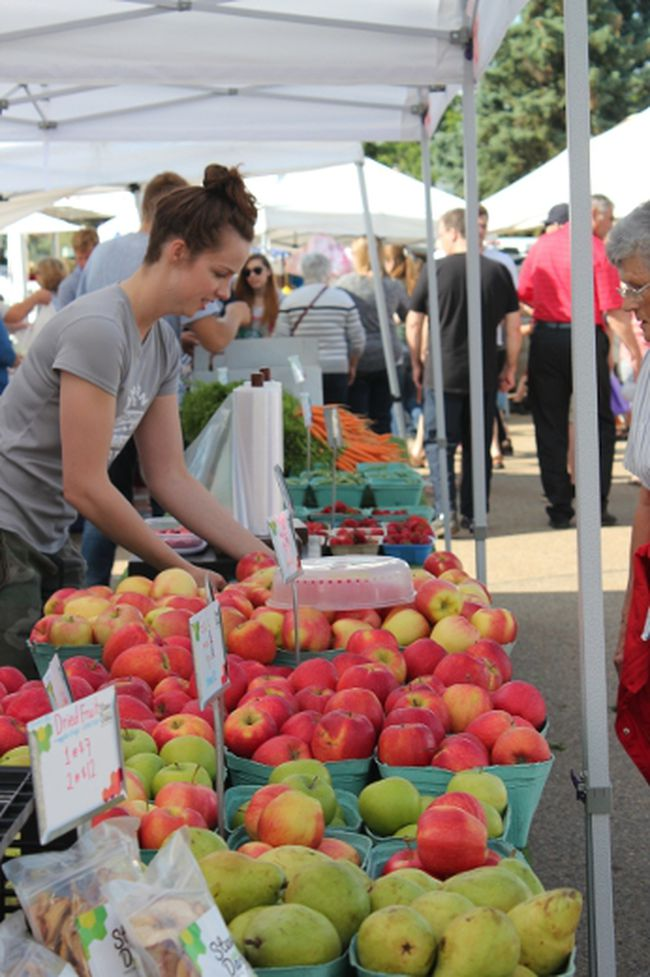 The Fort Saskatchewan Chamber of Commerce farmer's market will return June 14 and run every Thursday at the CN Station until Sept. 20.
