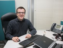 KASSIDY CHRISTENSEN HIGH RIVER TIMES/POSTMEDIA NETWORK. Kevin Rushworth, multimedia editor, has led the editorial department at the Times for five years. Please send all news tips to kchristensen@postmedia.com.