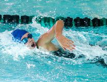 The Wetaskiwin Olympians Swim Club made a splash when it hosted its annual invitational meet at the Manluk Centre June 3. (Sarah O. Swenson/Wetaskiwin Times)