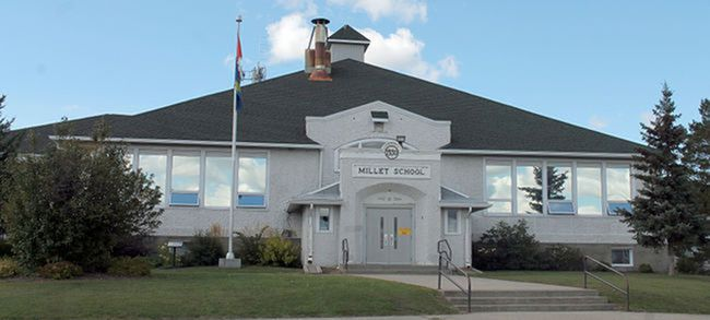 Fifty people attended the May 29 open house to discuss the future of the Millet School building. (Times file photo)