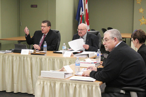 The Town of Bruderheim will hold a byelection on July 9. Monday's Nomination Day saw three candidates put their names forward on the ballot: John McLeod, Wayne Olechow andJana Semeniuk.