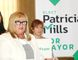 Former Sudbury publisher Patricia Mills announced she was running for mayor of Greater Sudbury at a press conference at the Italian Club in Copper Cliff on Thursday. John Lappa/Sudbury Star/Postmedia Network