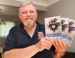 Sudbury resident Dave Wickenden's second novel, Homegrown, is now available. He will host a book signing at Chapters on Saturday from 11 a.m. to 4 p.m.