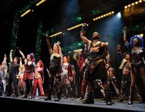Toronto production of We Will Rock You. (Postmedia File Photo)