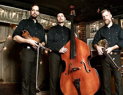 Submitted Photo The Lonesome Ace String Band will be joined by Rachel Heart on June 22 for a concert at Waterford Old Town Hall.