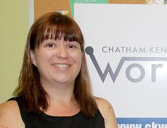 Kristy Jacobs is project manager with the Chatham-Kent Workforce Planning Board. File photo/Postmedia Network